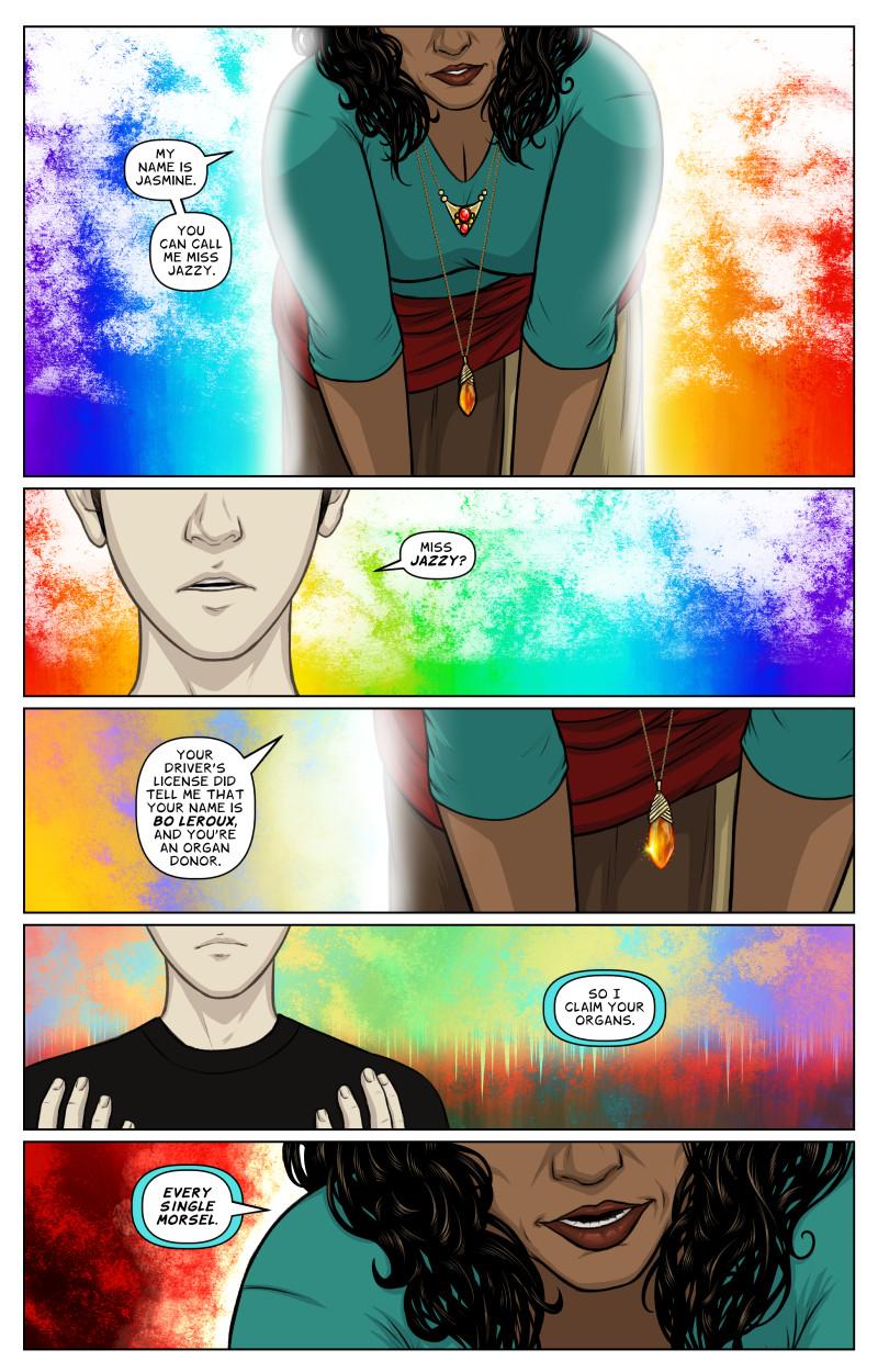 Page 28 - Hello, Bo