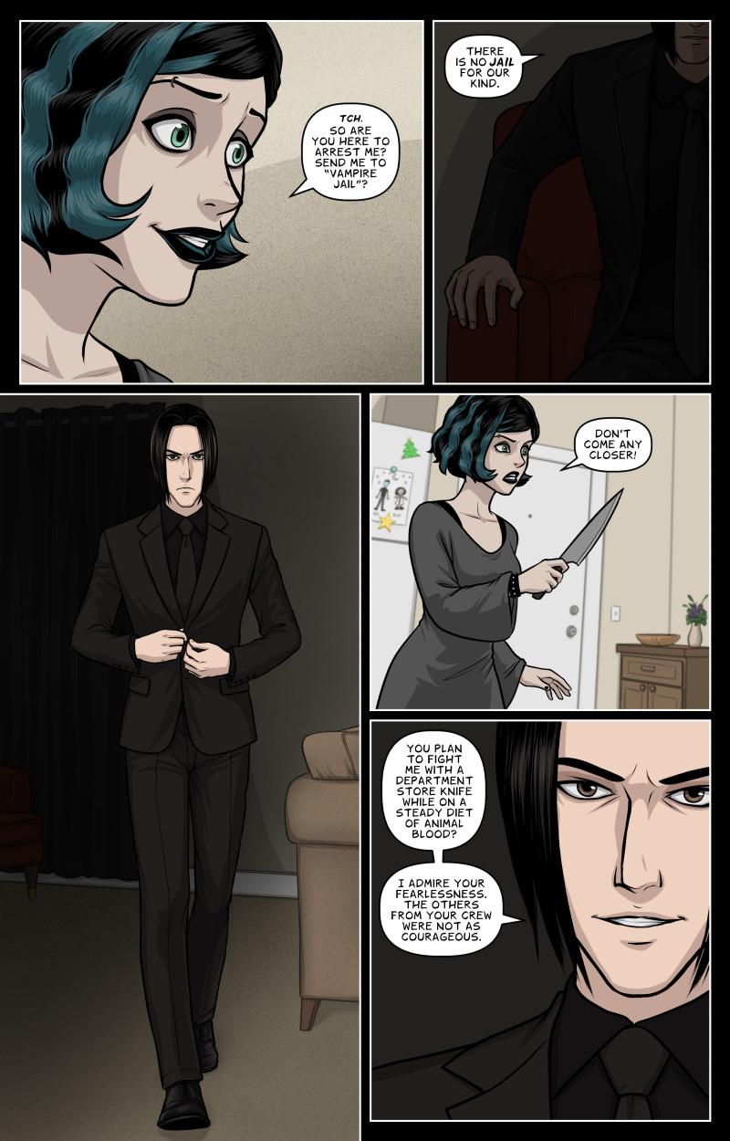 Page 5 - Vampire Jail
