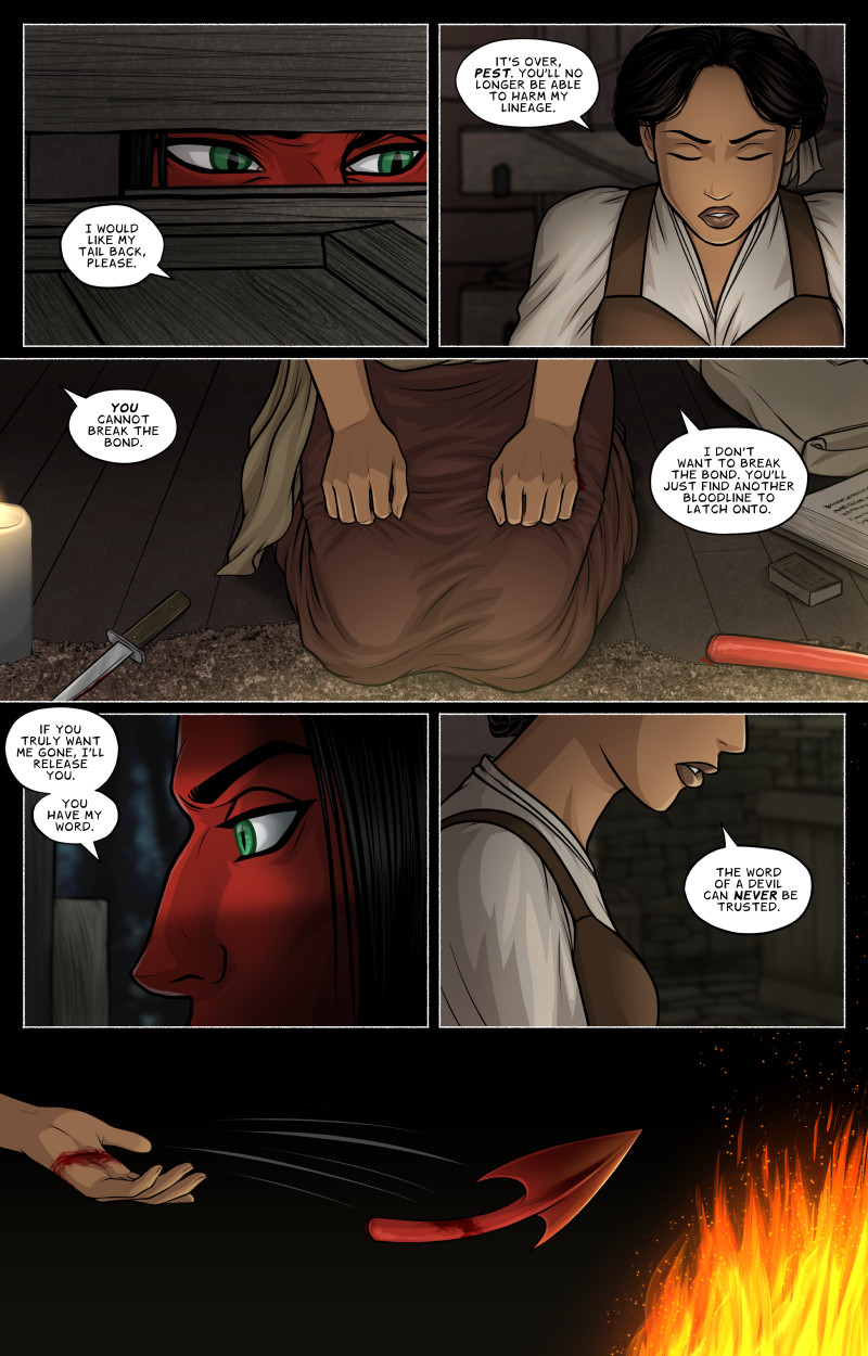 Page 5 – Break the Bond