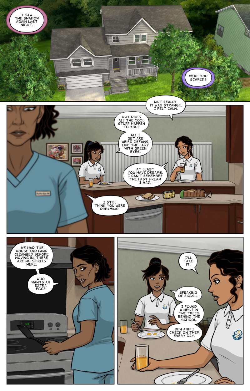 Page 10 – Eggs & Juice