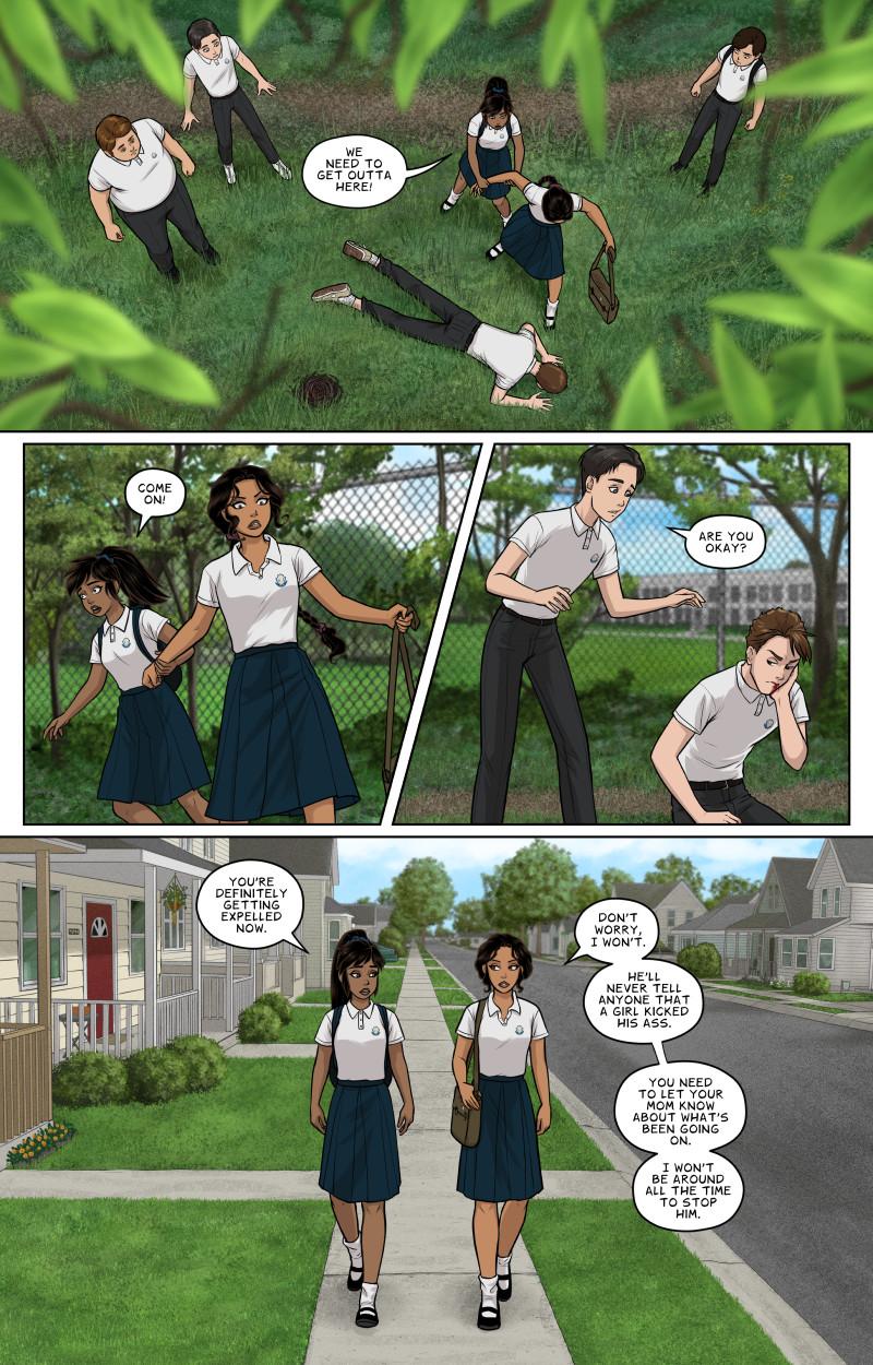 Page 23 – Run Away