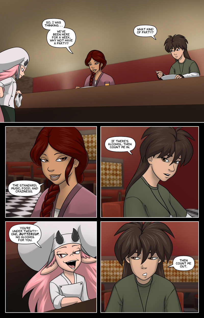 Ch4 P2 - Sorry, Buttercup