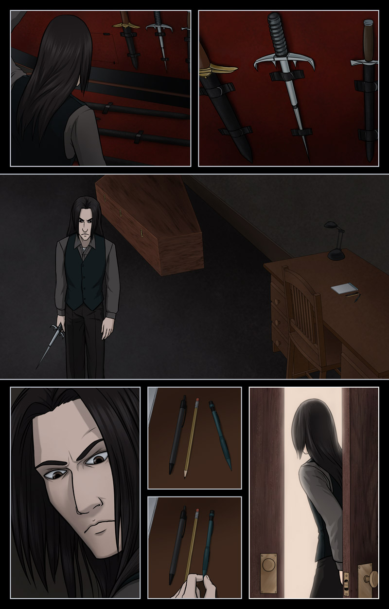 Ch4 P42 - Everything In Order