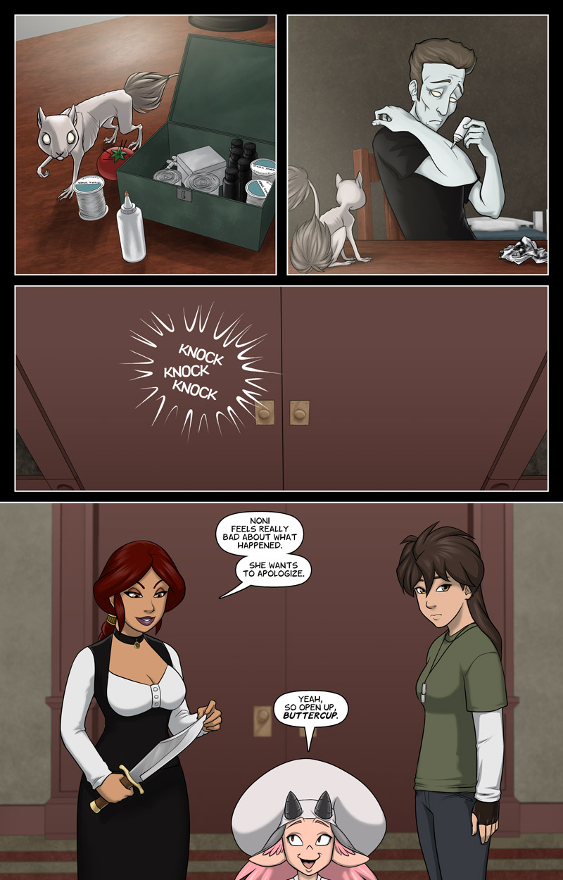 Ch4 P18 – Zombie Medical Kit