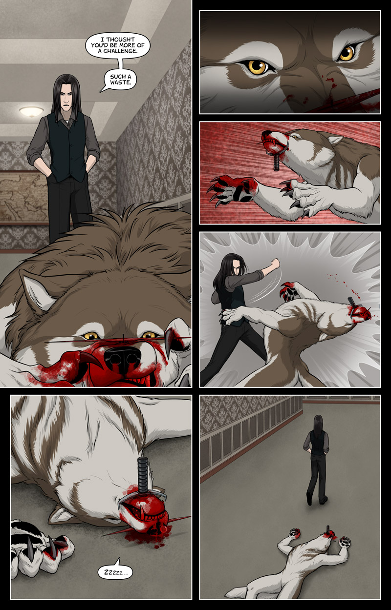 Ch4 P52 - Let Sleeping Wolves Lie