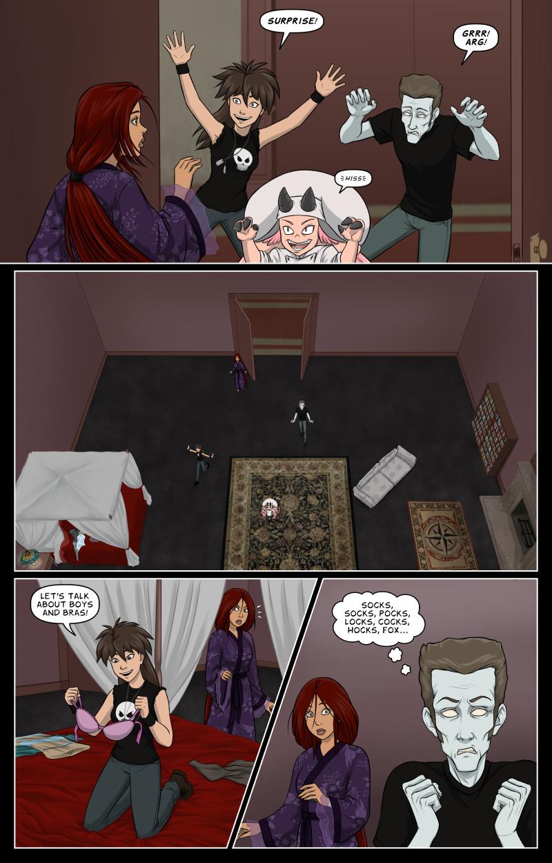 Page 10 - A Familiar Scene