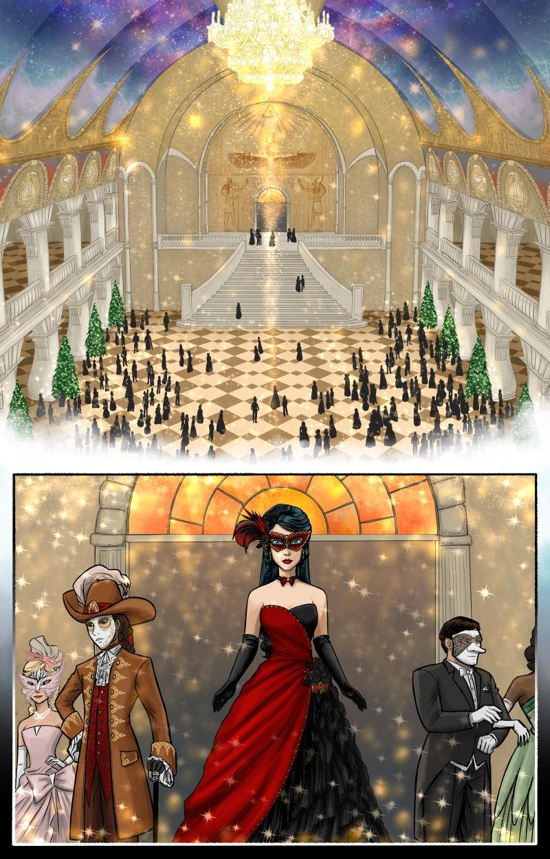 Page 13 - Into the Dreamscape