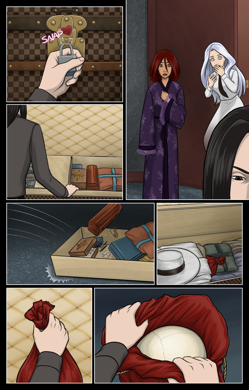 Page 30 - Inside the Trunk