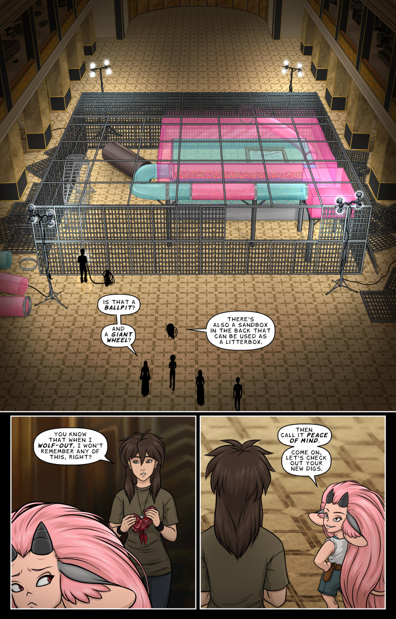 Page 12 - The Cage